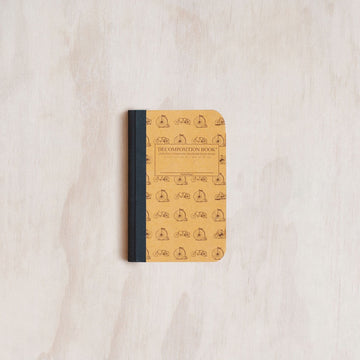 Pocket Decomposition Notebook - Bicycle