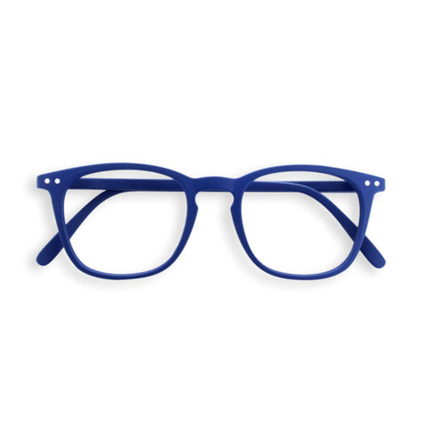 Reading glasses design E - Navy Blue