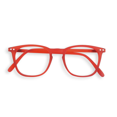 Reading glasses design E - Red