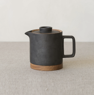 Cisco Teapot 400ml - Dark Ash