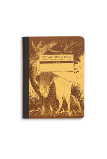Decomposition Notebook Bison