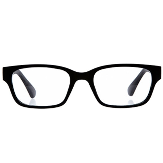 Daily Reading Glasses - 8am Black