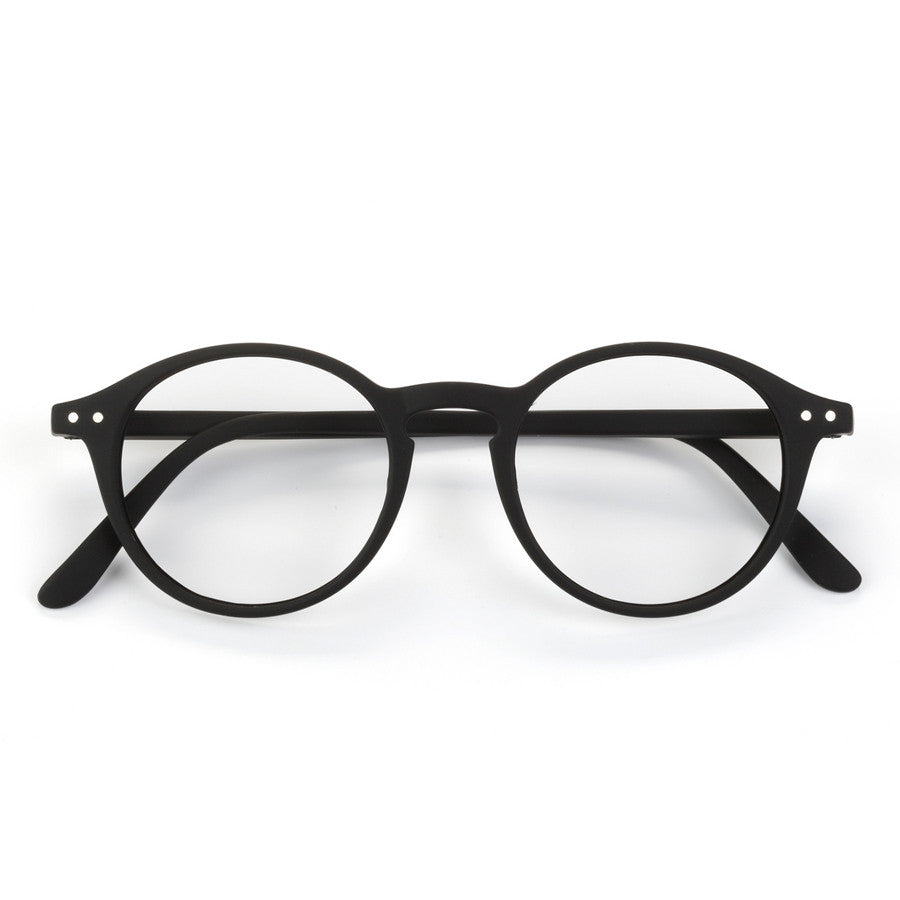 Reading Glasses Design D - Blk