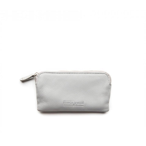 Lucy pouch - misty grey