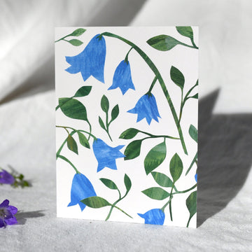 Bellflowers Card
