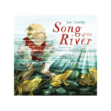 Song of the River Book