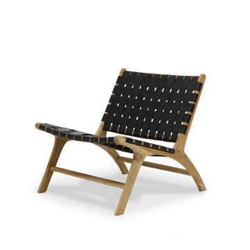 Acapulco Low Chair Black
