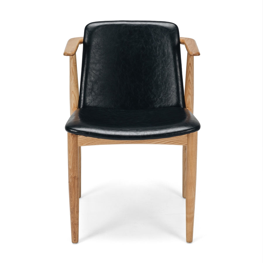 Awa Dining Chair - Black