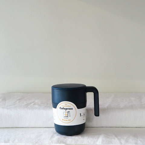 Cafe press mug - navy