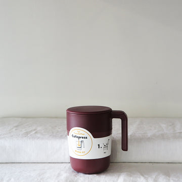 Cafe press mug- red