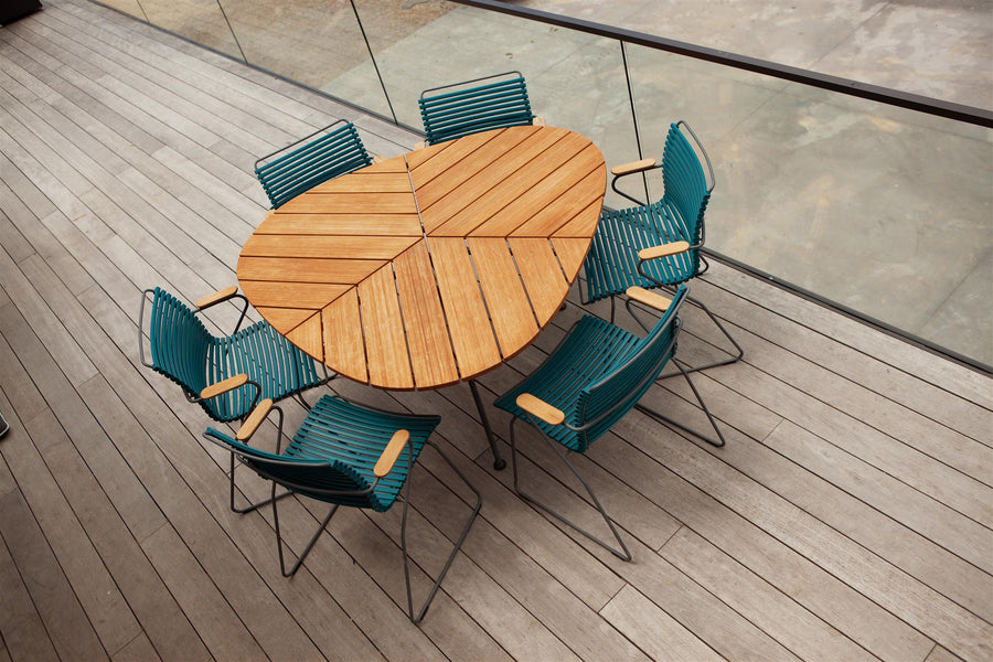 Leaf Outdoor Dining Table