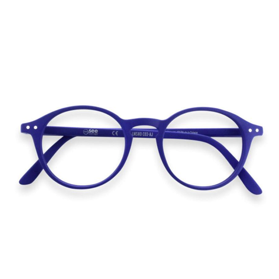 Reading Glasses Design D - Navy
