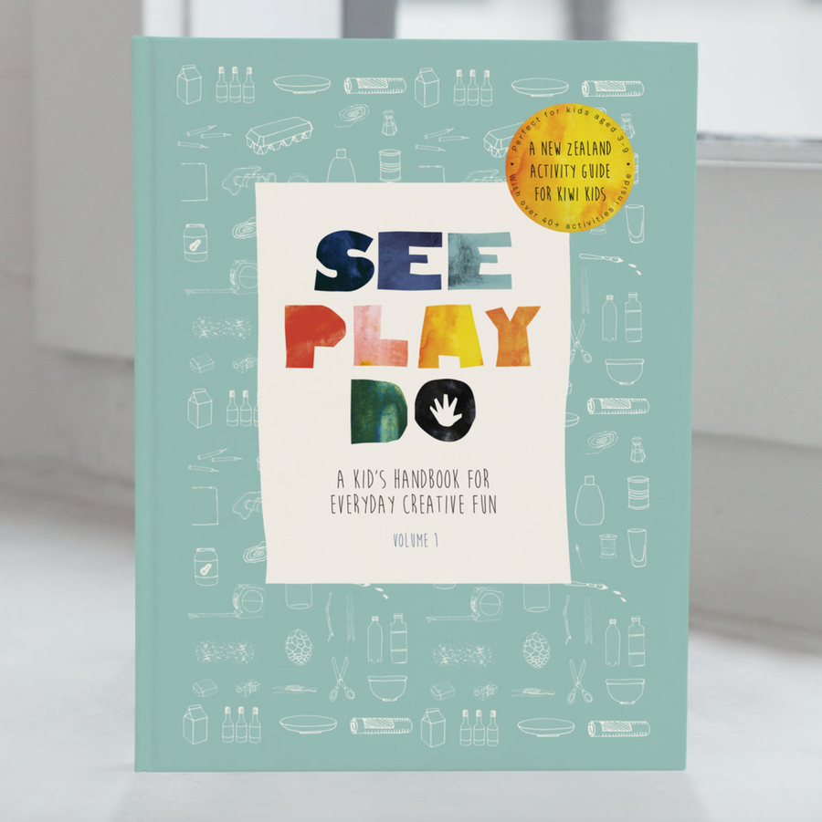 See Play Do: A Kid's Handbook for Everyday Creative Fun
