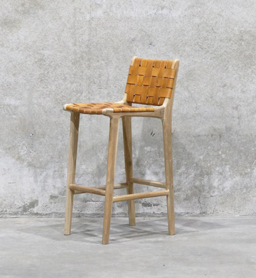Acapulco bar stool - Tan