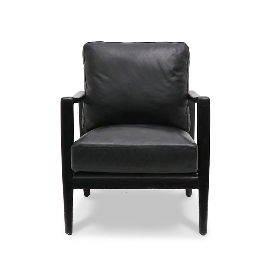 Yukon Armchair- Black