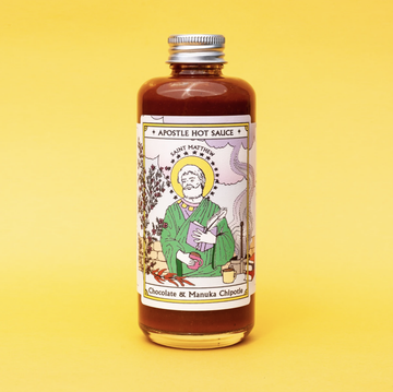 Saint Matthew - Chocolate and Manuka Chipotle