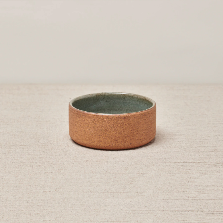 Gede Ramekin - Natural Earth & Green