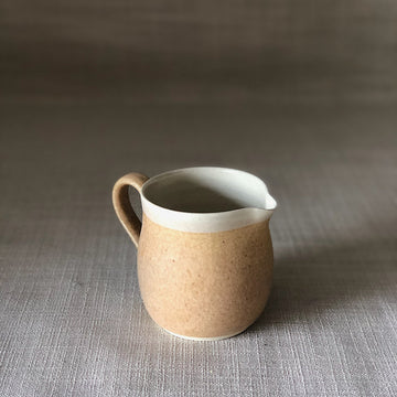 Small Jug - Earthy Orange