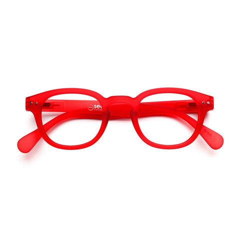 Reading Glasses Design C - Red