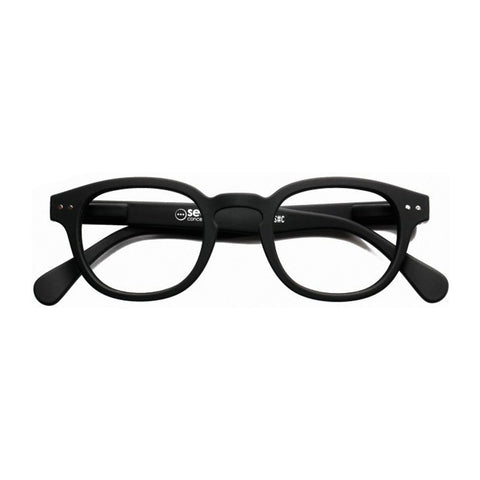 Reading glasses design C - Black