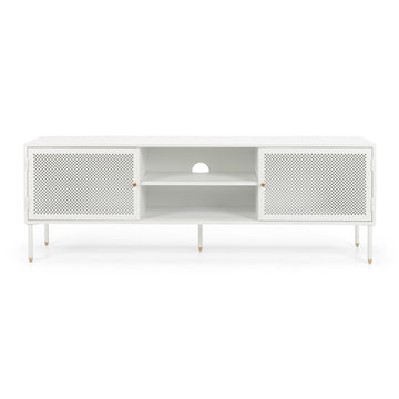 Papawai TV unit 1600w white front