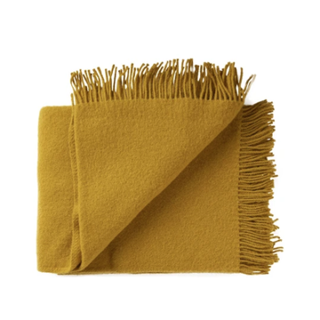 Nevis Throw Rug - Chartreuse