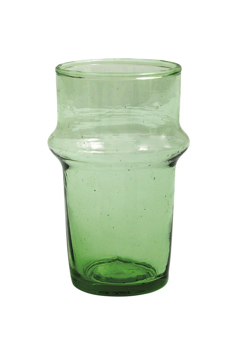 Moroccan Traditional Glass - Green