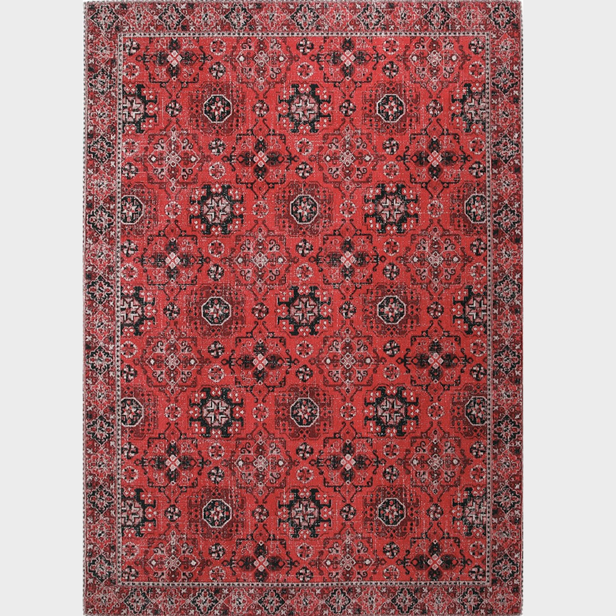 Turkish Rug Red - Large