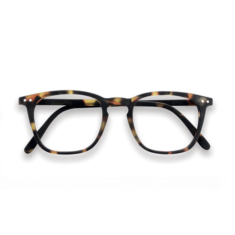 Reading glasses design E - tortoise