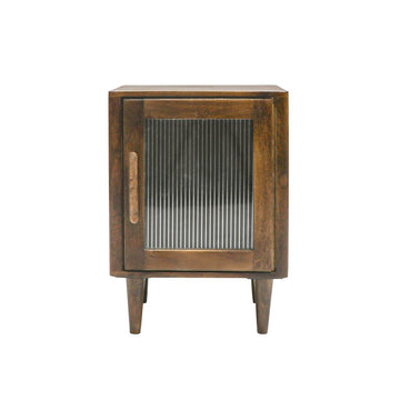 Taieri Bedside Cabinet front view