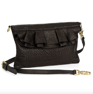 Claude Bag - Black Bubble