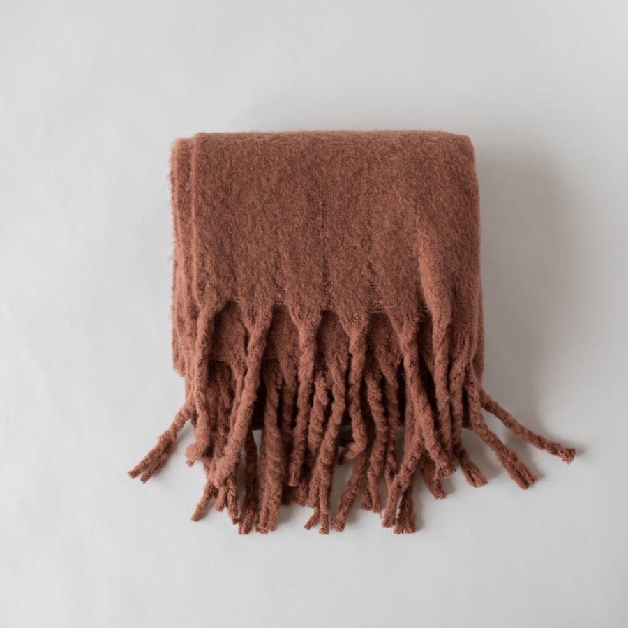 So Snug Scarf - Rosewood