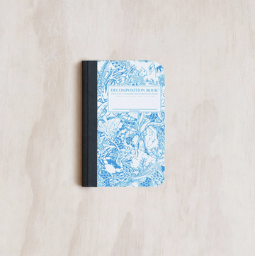 Decomposition Notebook Mini - Under the Sea