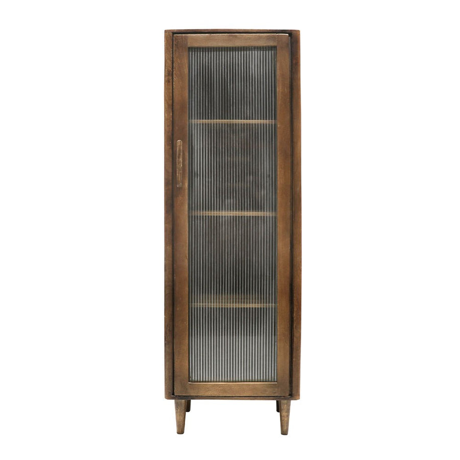 Taieri tall display cabinet front view