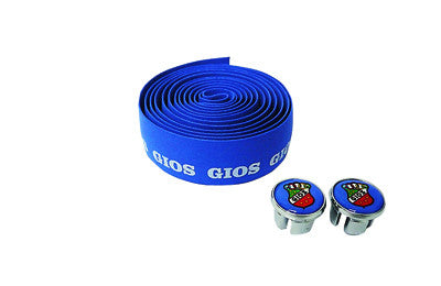 Gios Bar Tape Blue  Bar Tape - Gios Bikes