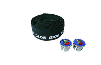 Gios Bar Tape Black  Bar Tape - Gios Bikes