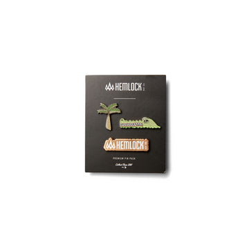 Everglades Pin Pack