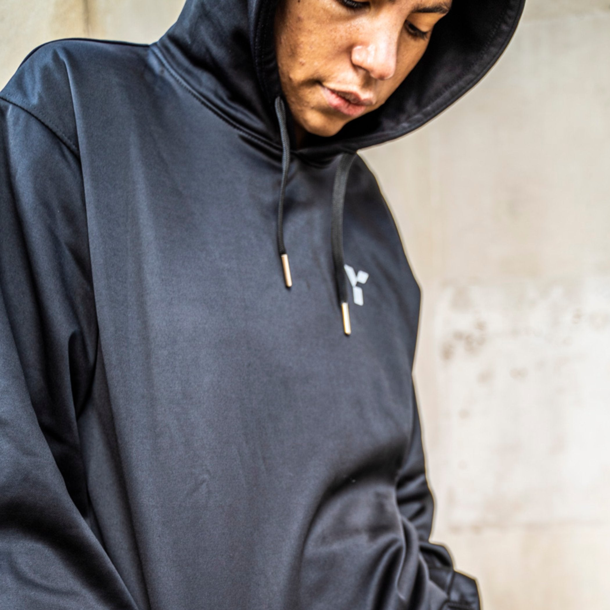 Technical Hood (Black)