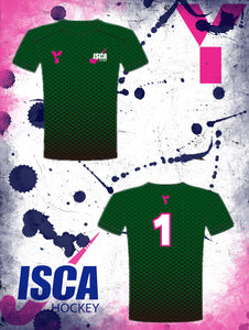 ISCA Junior GK Shirt