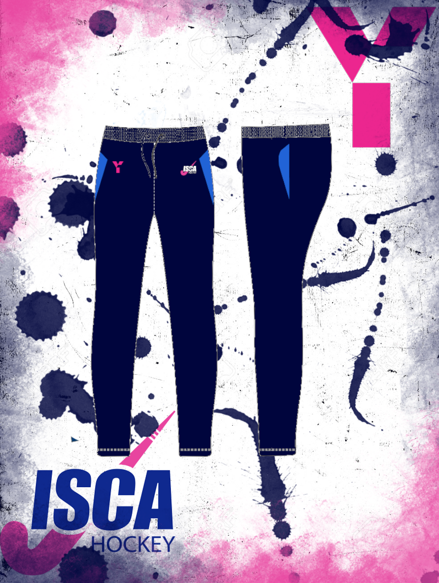 ISCA Junior Tracksuit Bottoms