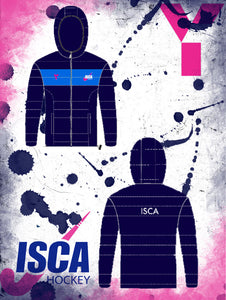 ISCA Junior Padded Jacket