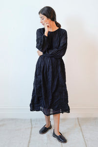 June Dress - Cotton Voile
