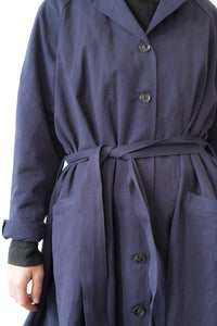 Audrey Trench - Japanese Cotton Canvas