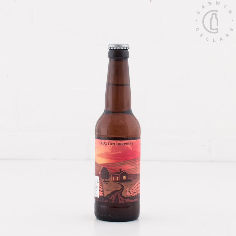 Buxton Brewery Fruit Barrel Aged Farmhouse Ale