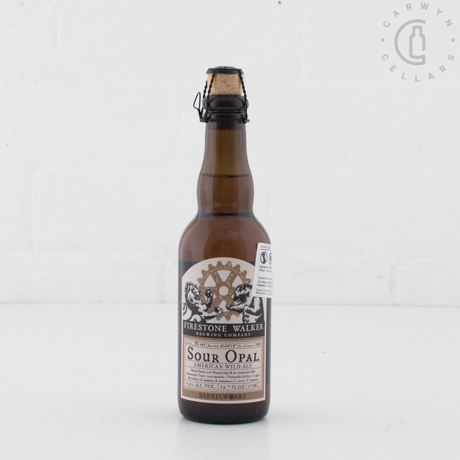 Firestone Walker Sour Opal 2017 375ml
