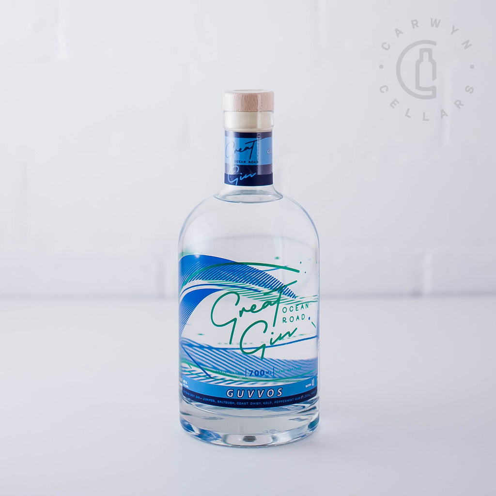 Great Ocean Road Gin Guvvos