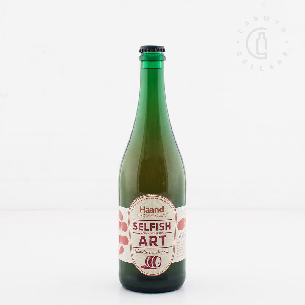 Haand Bryggeriet Selfish Art 750ml