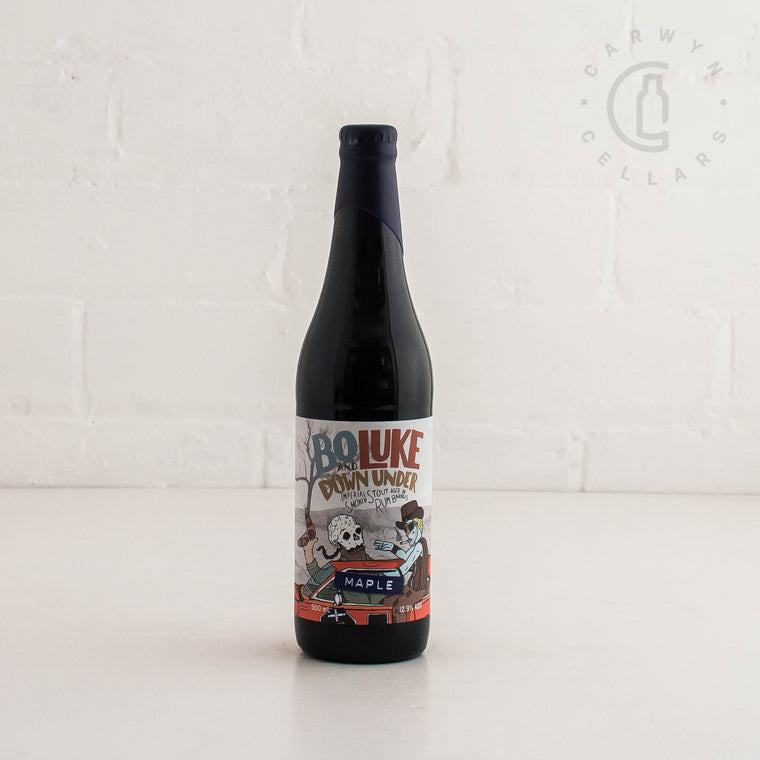 Against the Grain + Hawkers Bo & Luke Down Under Maple 500ml