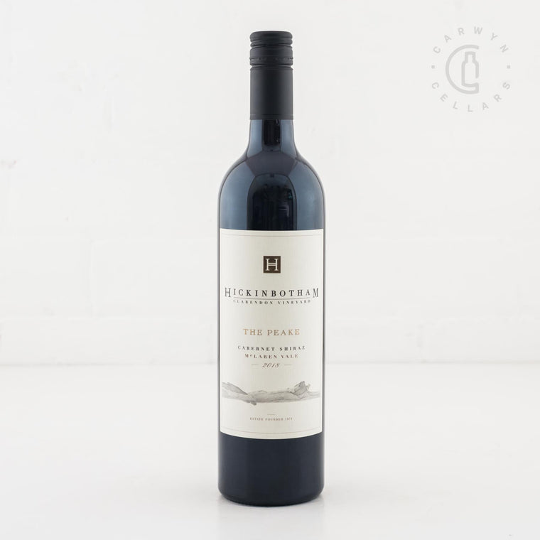 Hickinbotham The Peake Cabernet Shiraz 2018