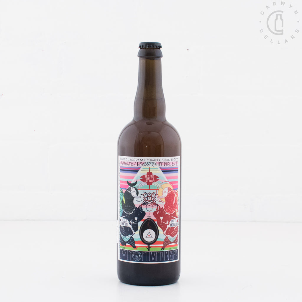JOLLY PUMPKIN SMASHED GRABED & HOP DUSTED 3 750ML